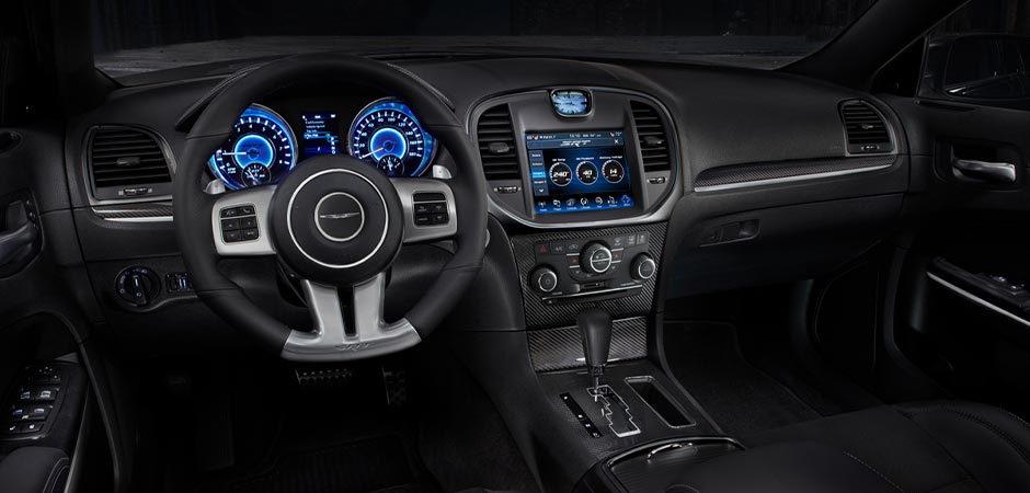 Chrysler Corporation: Uconnect™ Infotainment Interface