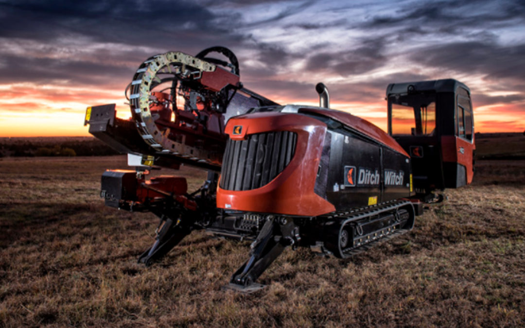 Ditch Witch: JT40 Directional Drill