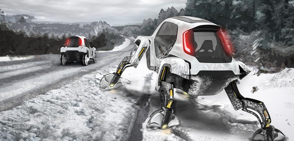 Hyundai: Cradle ELEVATE UMV