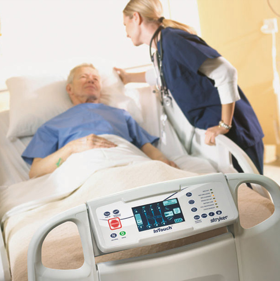 Stryker: InTouch™ Critical Care Bed