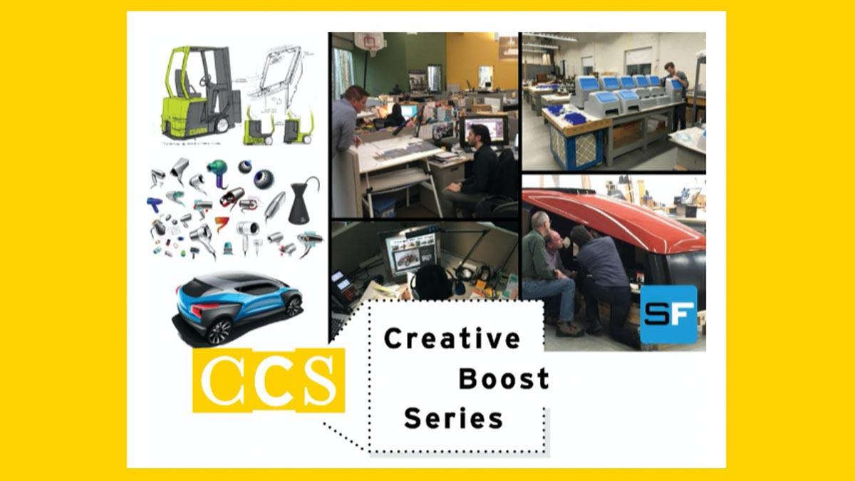Sundberg-Ferar Invited to Speak in CCS Creative Boost