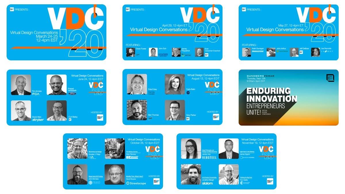 It Was A Hit! : Virtual Design Conversations 2020