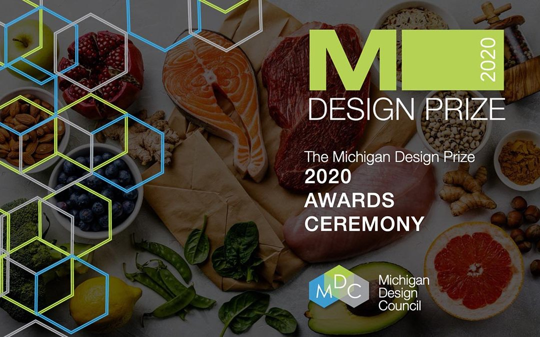 Michigan Design Prize 2020: Celebrating Young Industrial Designers