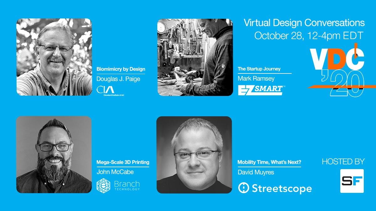 SF Virtual Design Conversations: 7th Episode