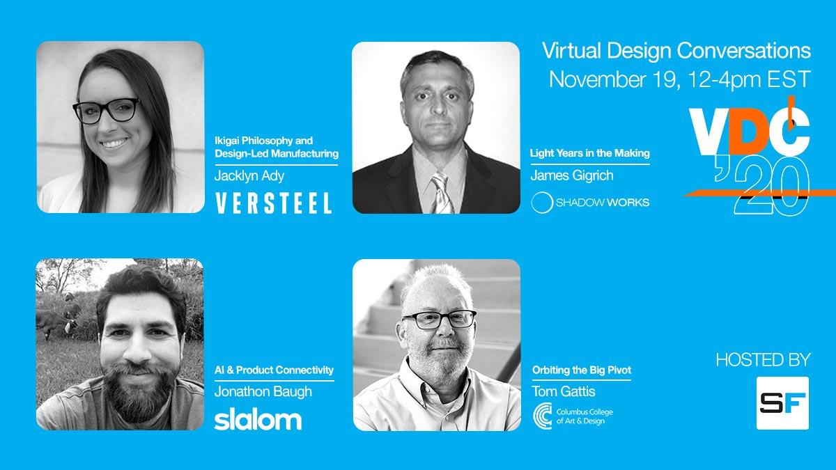 SF Virtual Design Conversations: 8th Episode 2020