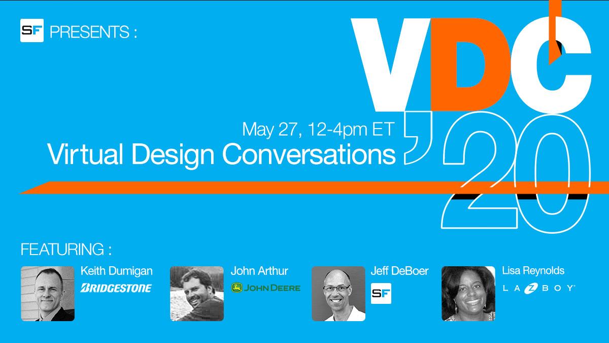 3rd Edition: SF Virtual Design Conversations