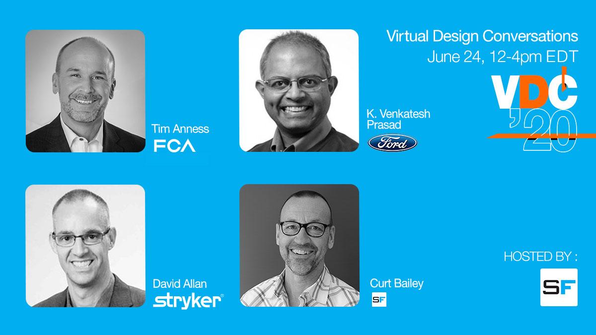 SF Virtual Design Conversations: 4th Episode