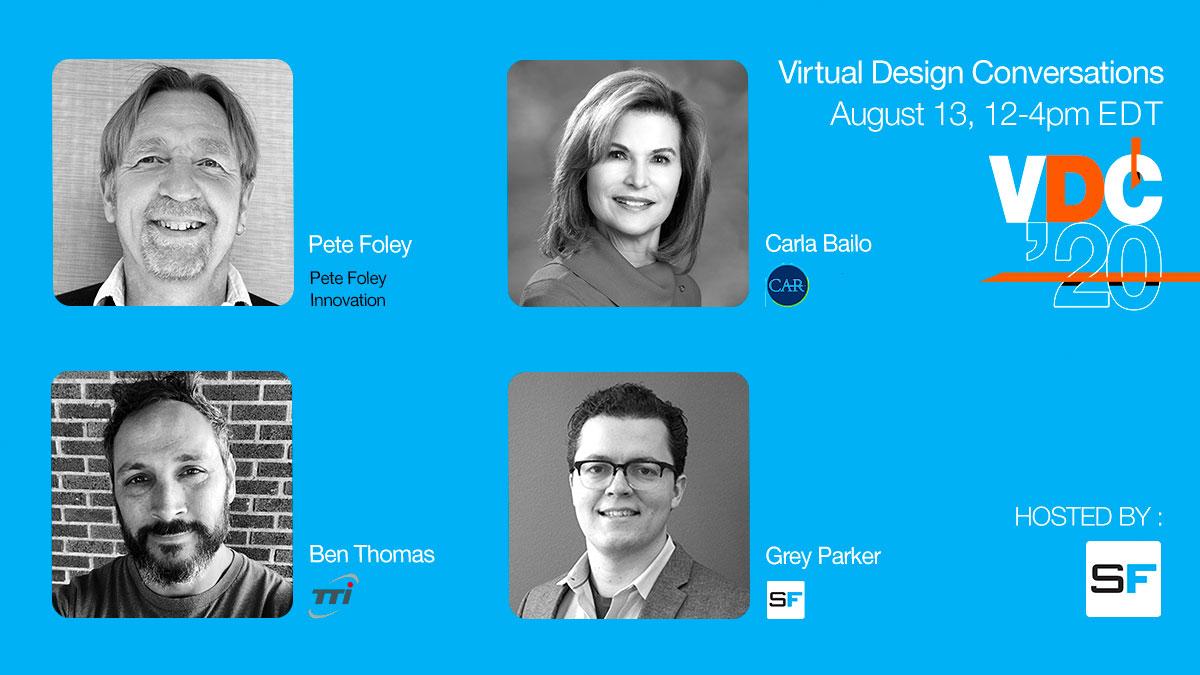 SF Virtual Design Conversations: 5th Episode