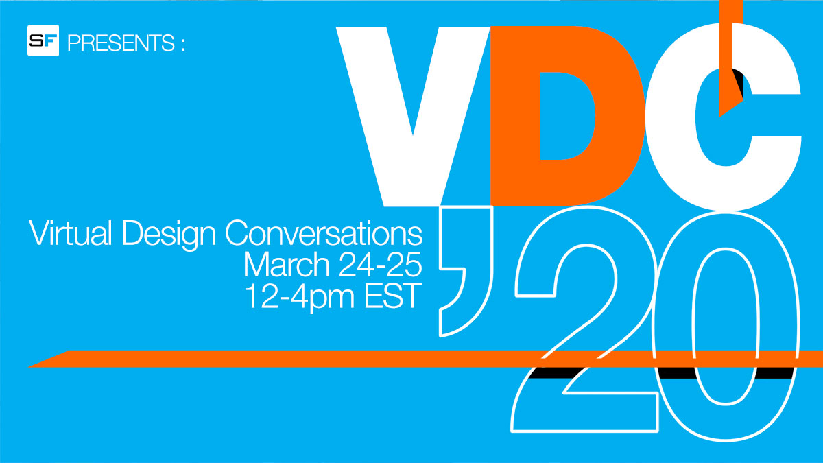 Register for SF Virtual Design Conversations!