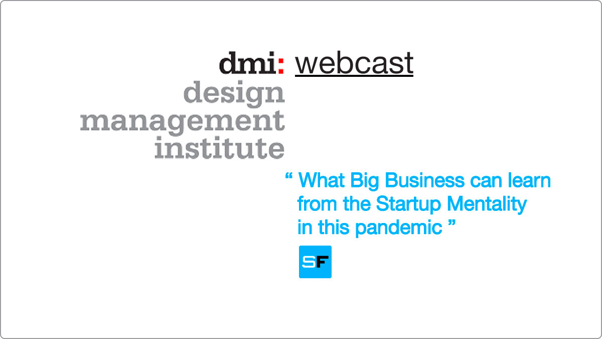 SF Speaks in DMI Webcast