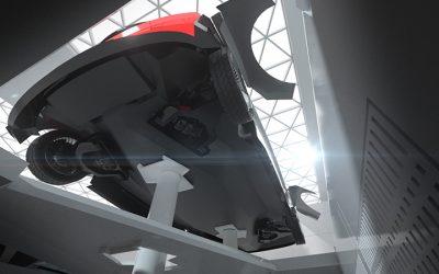 Bridgestone: Future Vision Design, CES 2021