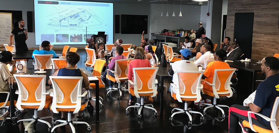 The Power of Design Thinking to Advance Communities