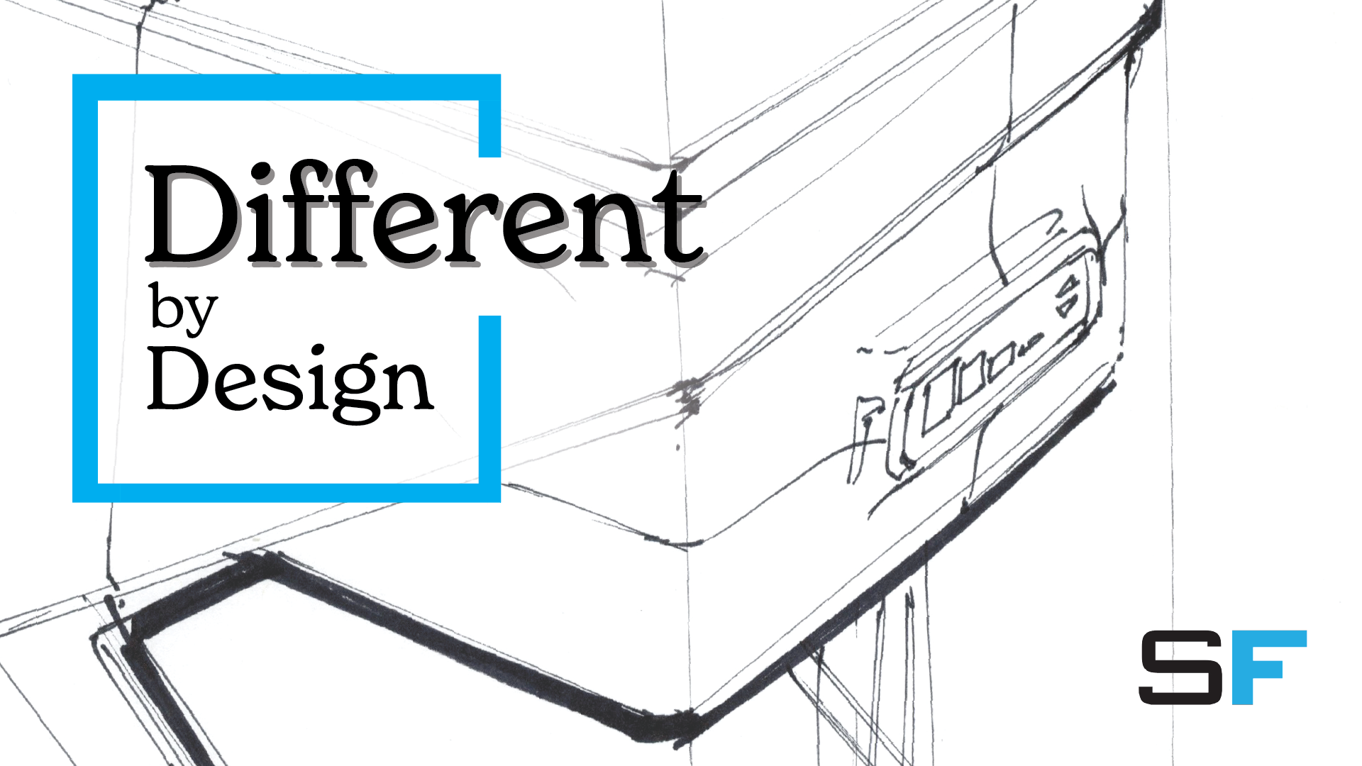 Different By Design Ep.2: I want a longer commute!